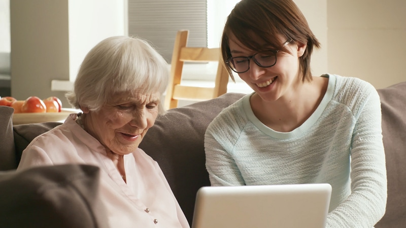 Help your loved one live independently