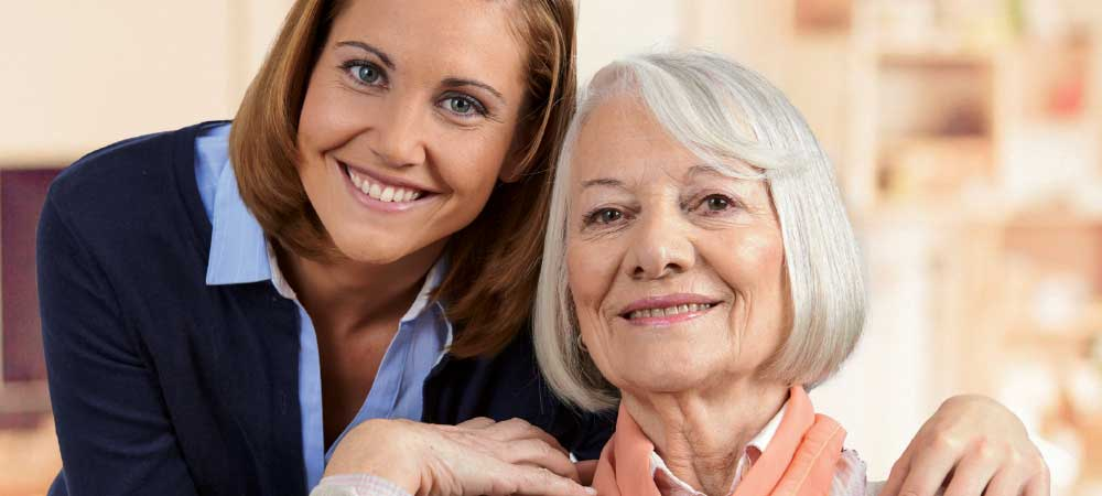 Who could benefit from a personal alarm for the elderly?