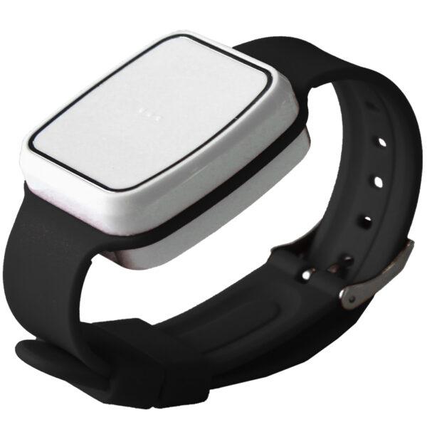 Wrist worn fall detector